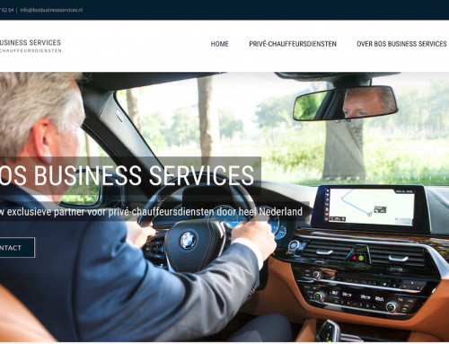 MKB website privéchauffeur
