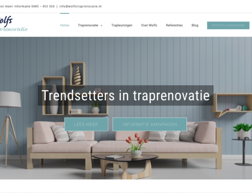 Traprenovatie